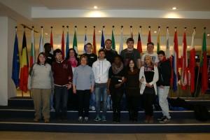 Brüssel 2013 Gruppenfoto